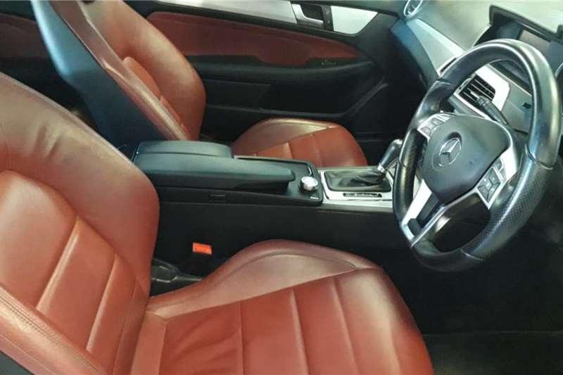 Mercedes Benz C250 AMG 2012