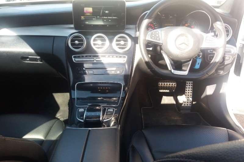 Mercedes Benz C250 AMG 2015