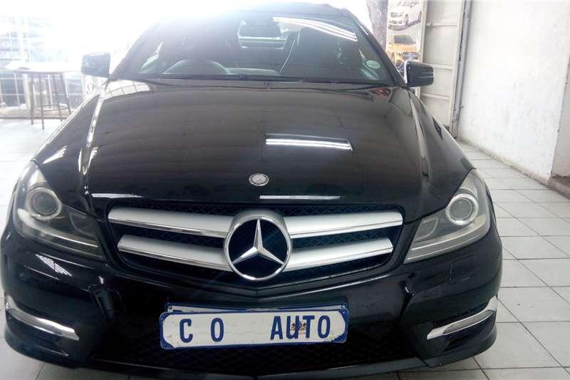 Mercedes Benz C250 AMG SPORT 2012