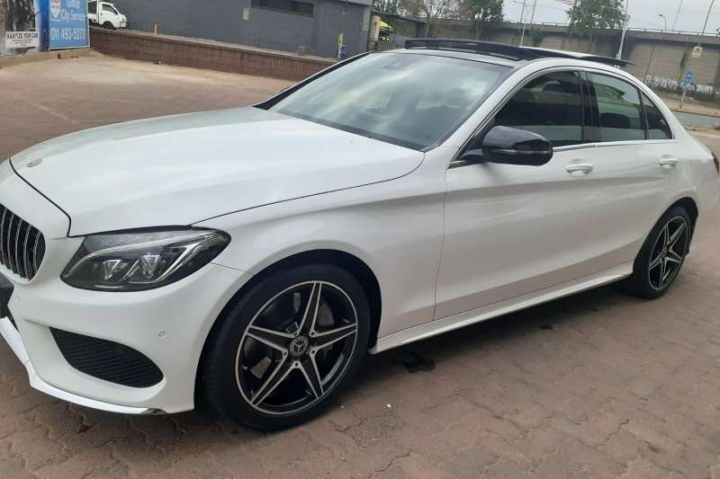 Mercedes Benz C250 Automatic White 2018