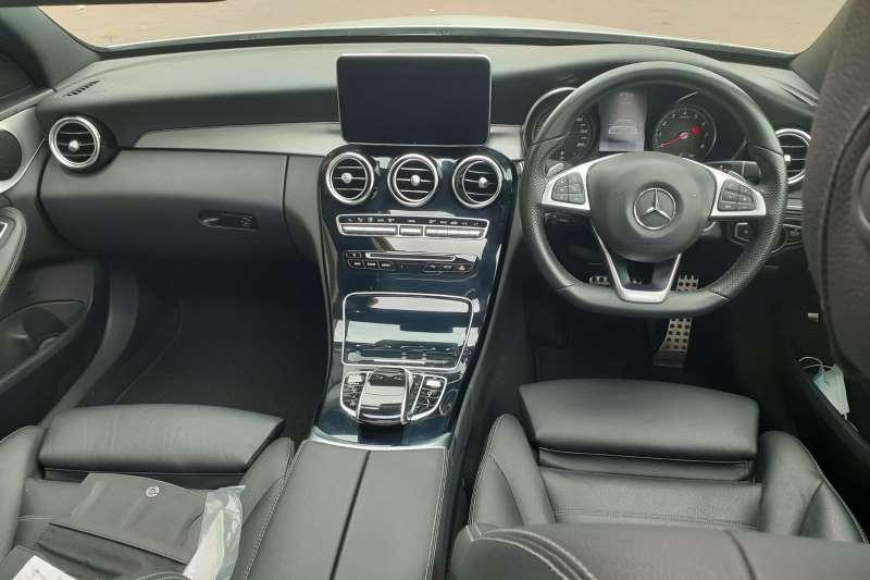 Mercedes Benz C250 Automatic White 2018