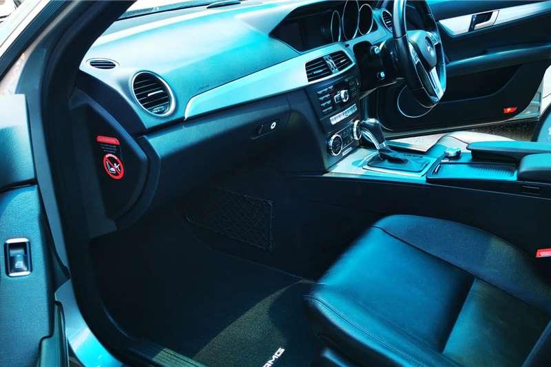 Mercedes Benz C250 Be Avantgarde AMG 2012