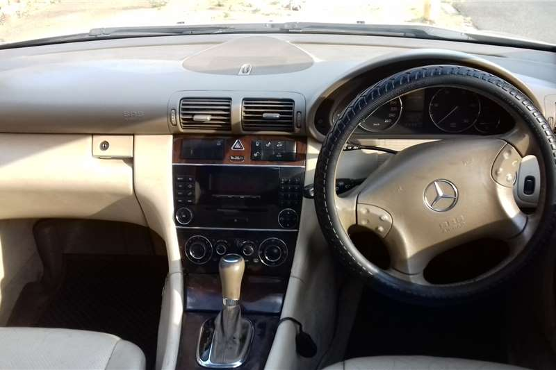 Mercedes Benz C250 CDI 2004