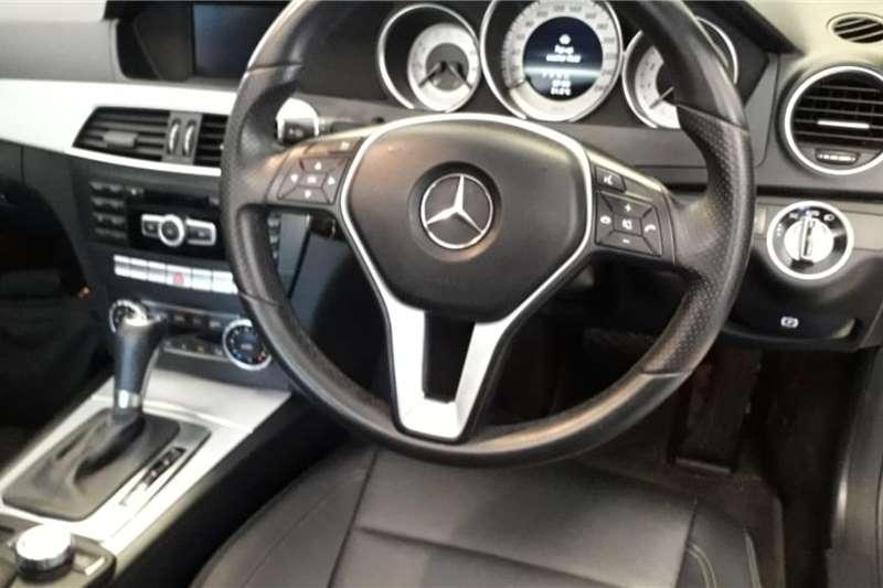 Mercedes Benz C250 CGI 2014