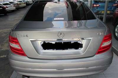 Mercedes Benz C250 Coupe 2013