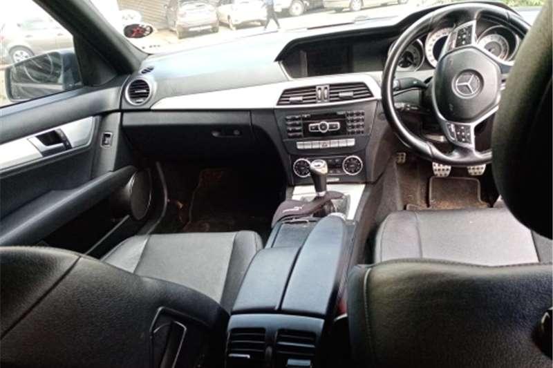 Mercedes Benz C250 E250 CDI Auto 2012