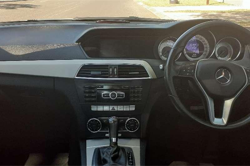 Mercedes Benz C250 Mercedes Benz C250D AMG line auto Diesel 2012