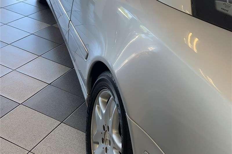 2001 Mercedes Benz CL