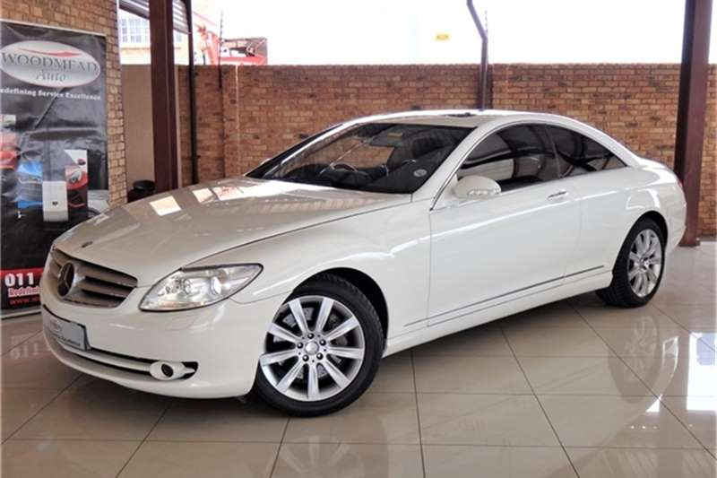 Mercedes Benz CL 500 2007