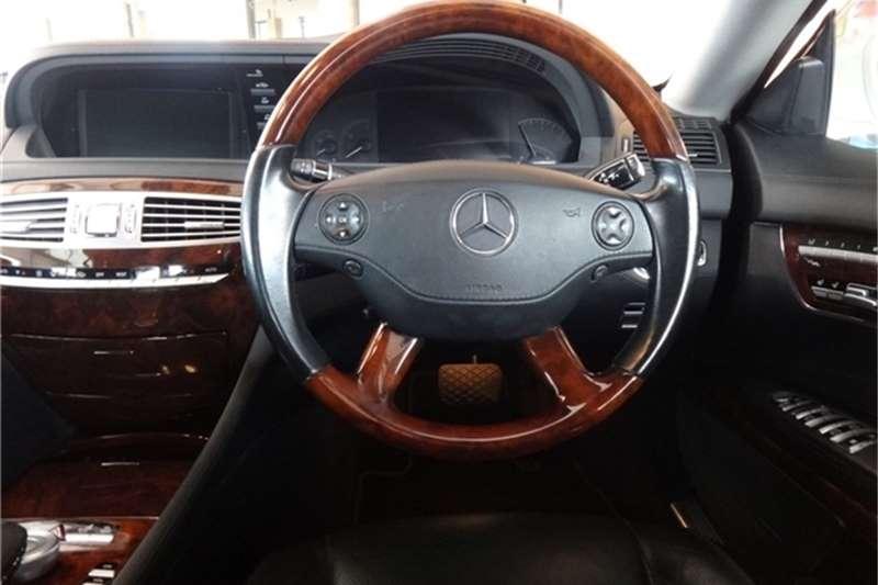 Mercedes Benz CL 500 2007