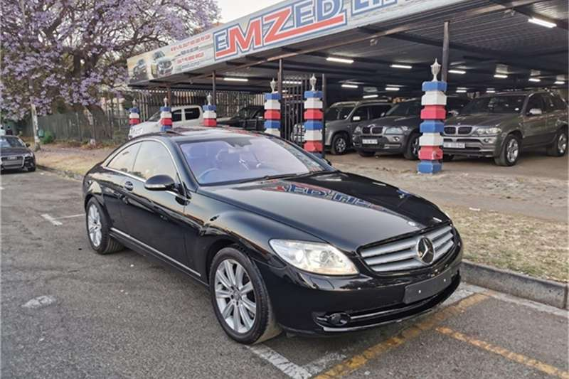 Mercedes Benz CL 500 2008