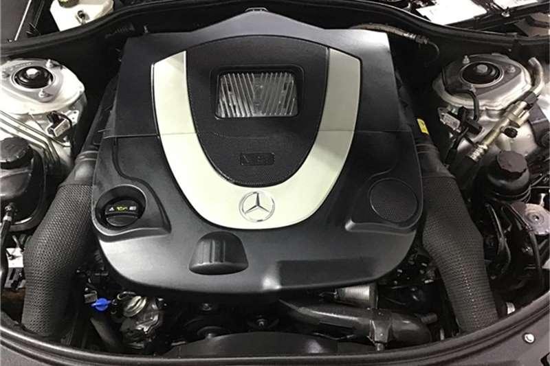 Mercedes Benz CL 500 2009