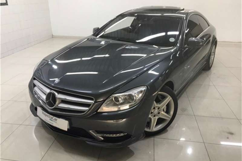 Mercedes Benz CL 500 2012