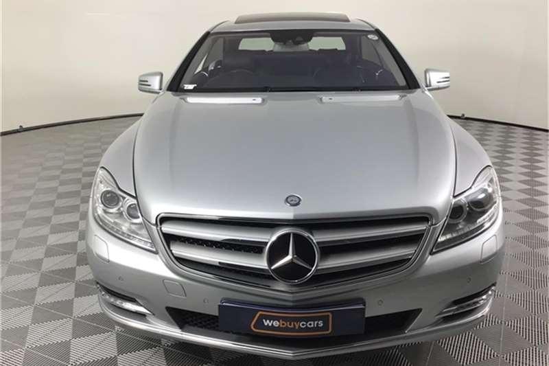 Mercedes Benz CL 500 2012