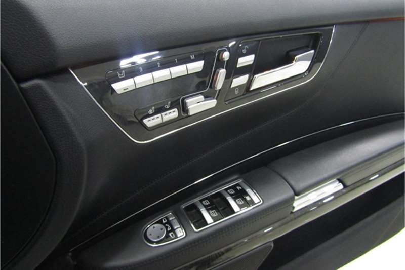 Used 2012 Mercedes Benz CL 500