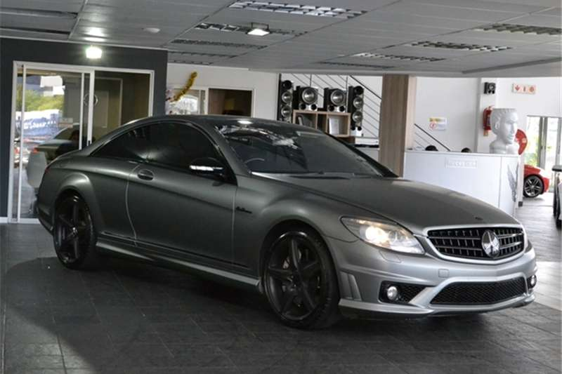 Mercedes Benz CL 63 AMG 2007
