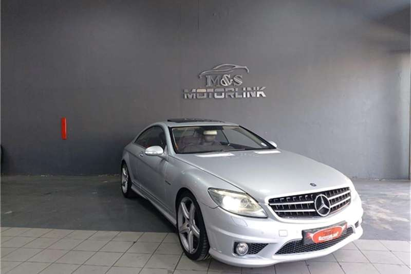 Mercedes Benz CL 63 AMG 2009