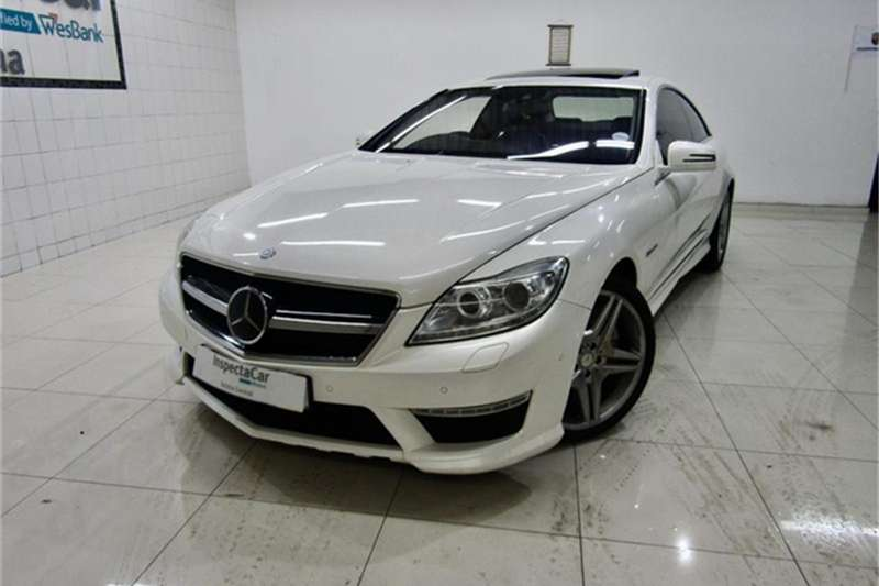 Mercedes Benz CL 63 AMG 2011