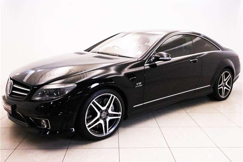Mercedes Benz CL 65 AMG 2007