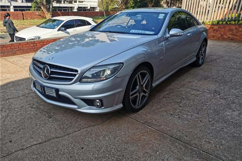 Mercedes Benz CL 65 AMG 2008