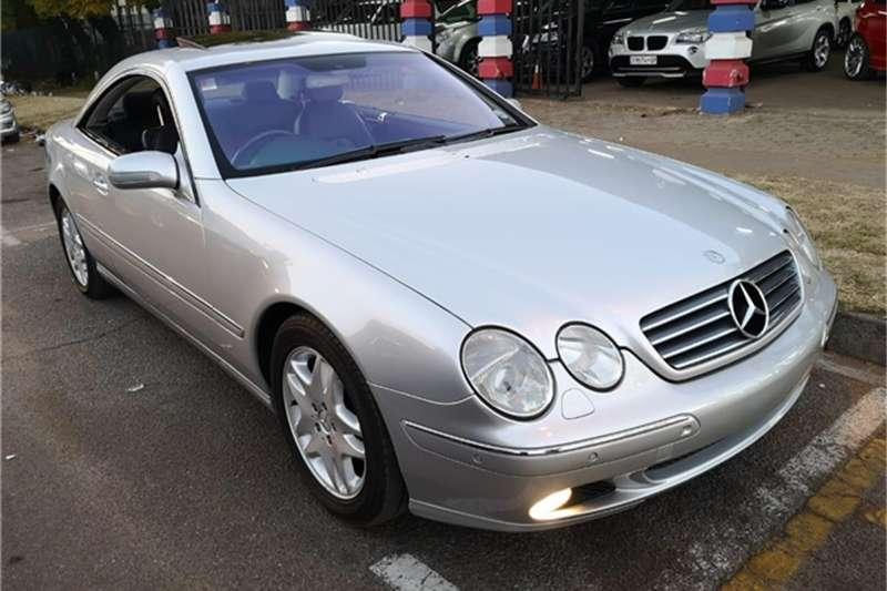 Mercedes Benz CL ASS CL 500 2000