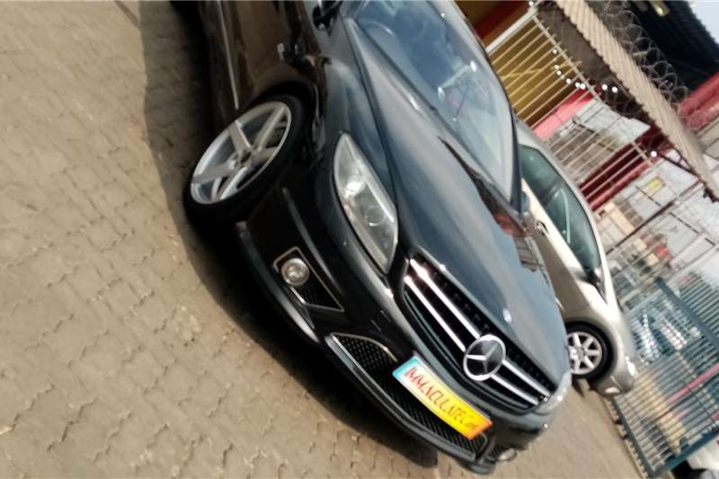 2008 Mercedes Benz CL 63 AMG