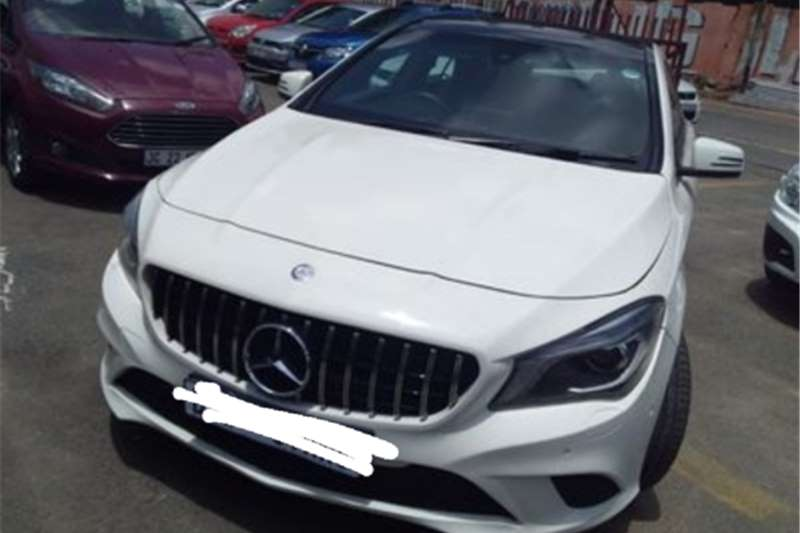 Used 2015 Mercedes Benz CLA 180 auto