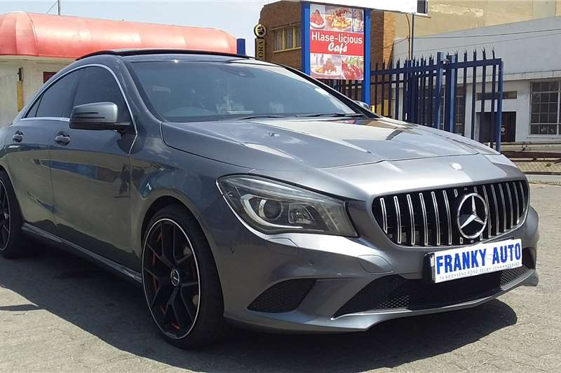 Mercedes Benz CLA 200 2013