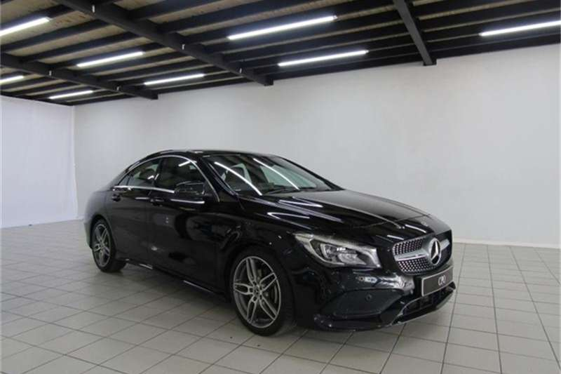 Mercedes Benz CLA 200 2018