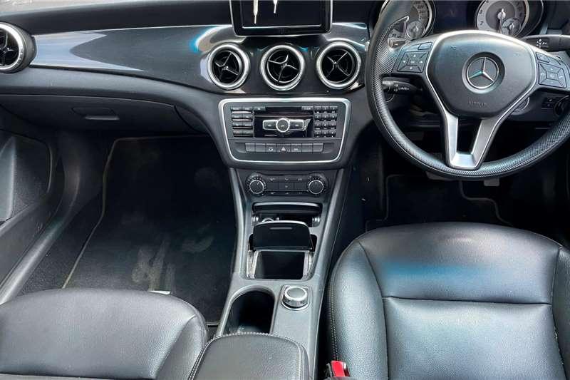 2014 Mercedes Benz CLA CLA200 A/T