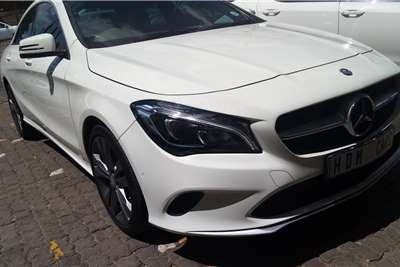 Used 2016 Mercedes Benz CLA 200 A/T