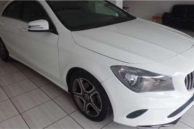 2018 Mercedes Benz CLA CLA200 A/T