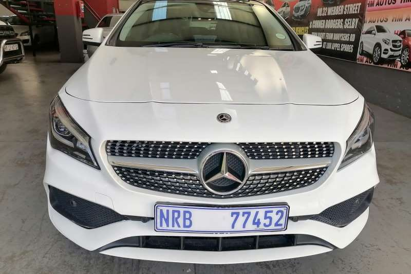 Used 2019 Mercedes Benz CLA 200 A/T
