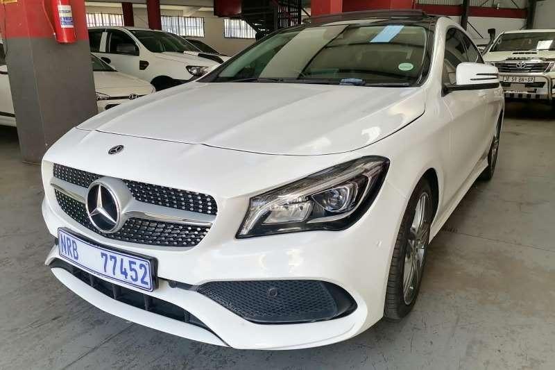 2019 Mercedes Benz CLA CLA200 A/T