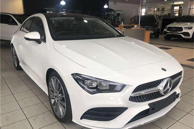 Mercedes Benz CLA 200 A/T 2020