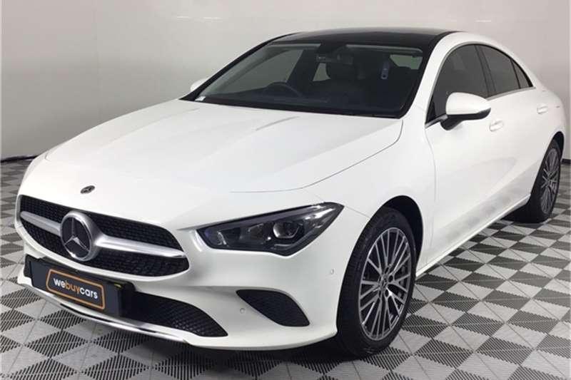 2021 Mercedes Benz CLA CLA200 A/T