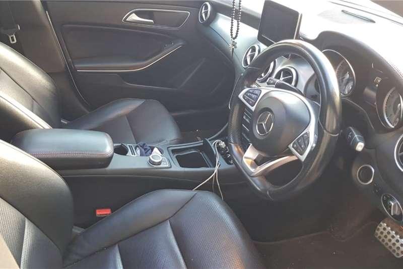 Used 2015 Mercedes Benz CLA 200 AMG
