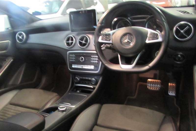 Used 2017 Mercedes Benz CLA 200 AMG