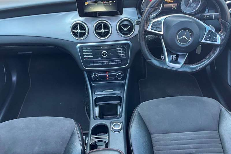 Used 2015 Mercedes Benz CLA 200 AMG A/T
