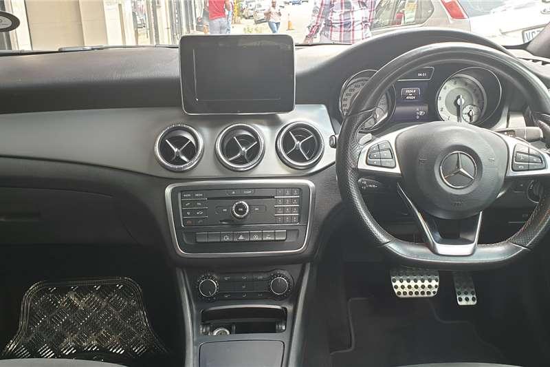 Mercedes Benz CLA 200 AMG A/T 2016