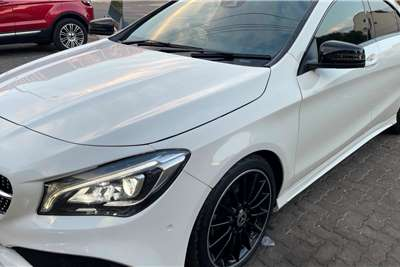 Used 2017 Mercedes Benz CLA 200 AMG A/T