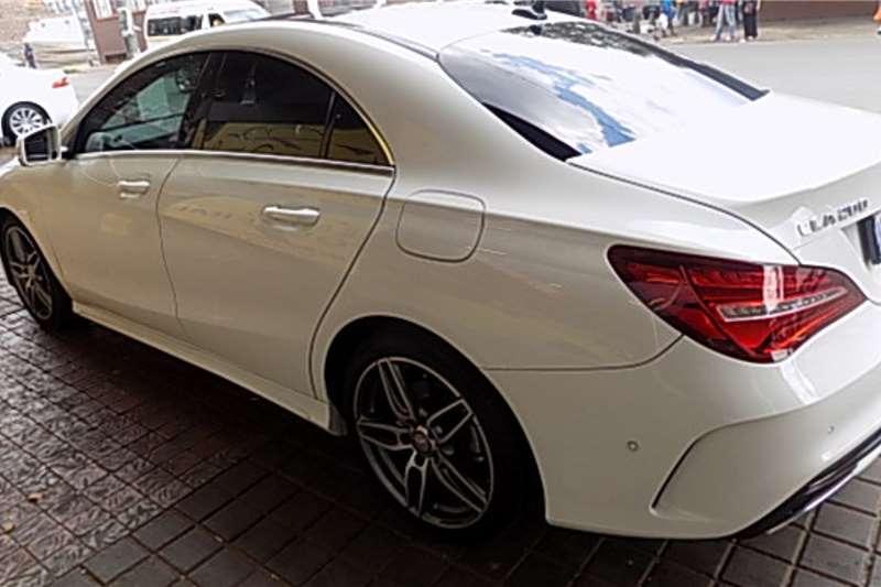 Mercedes Benz CLA 200 AMG A/T 2018