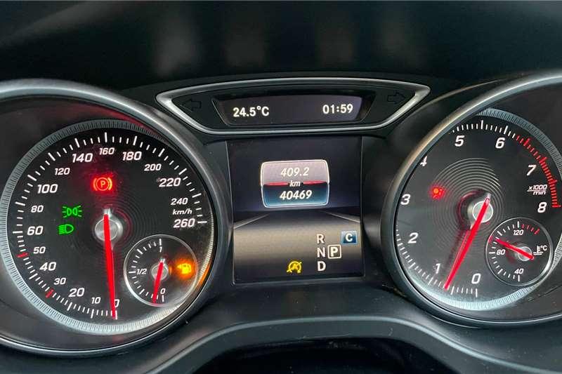 2018 Mercedes Benz CLA CLA200 AMG A/T