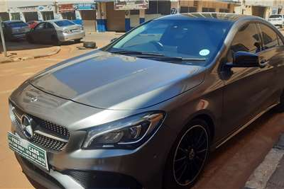 Used 2018 Mercedes Benz CLA 200 AMG A/T