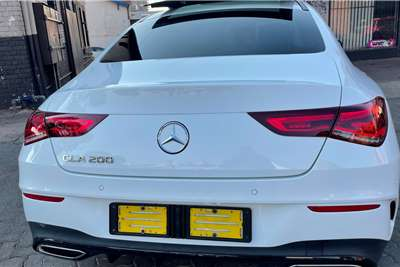 Used 2020 Mercedes Benz CLA 200 AMG A/T