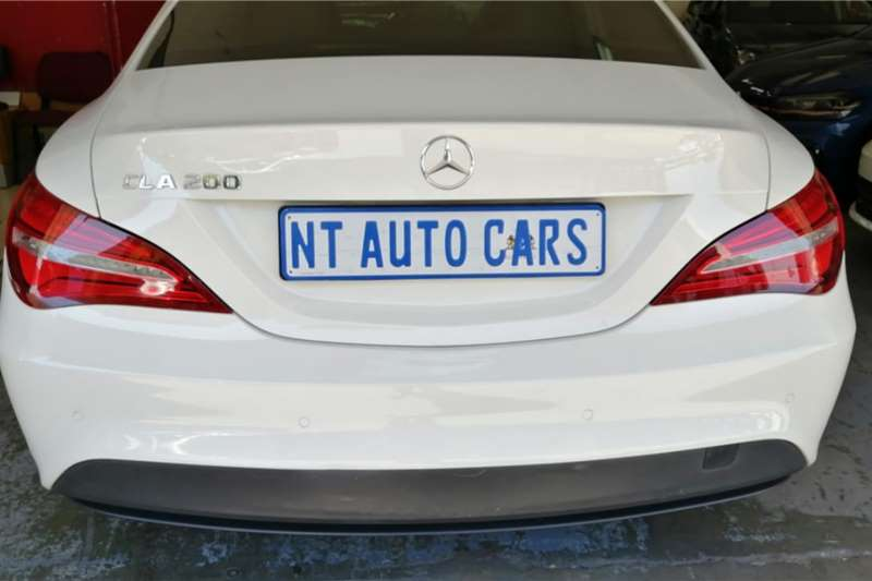 Used 2016 Mercedes Benz CLA 200 AMG Line