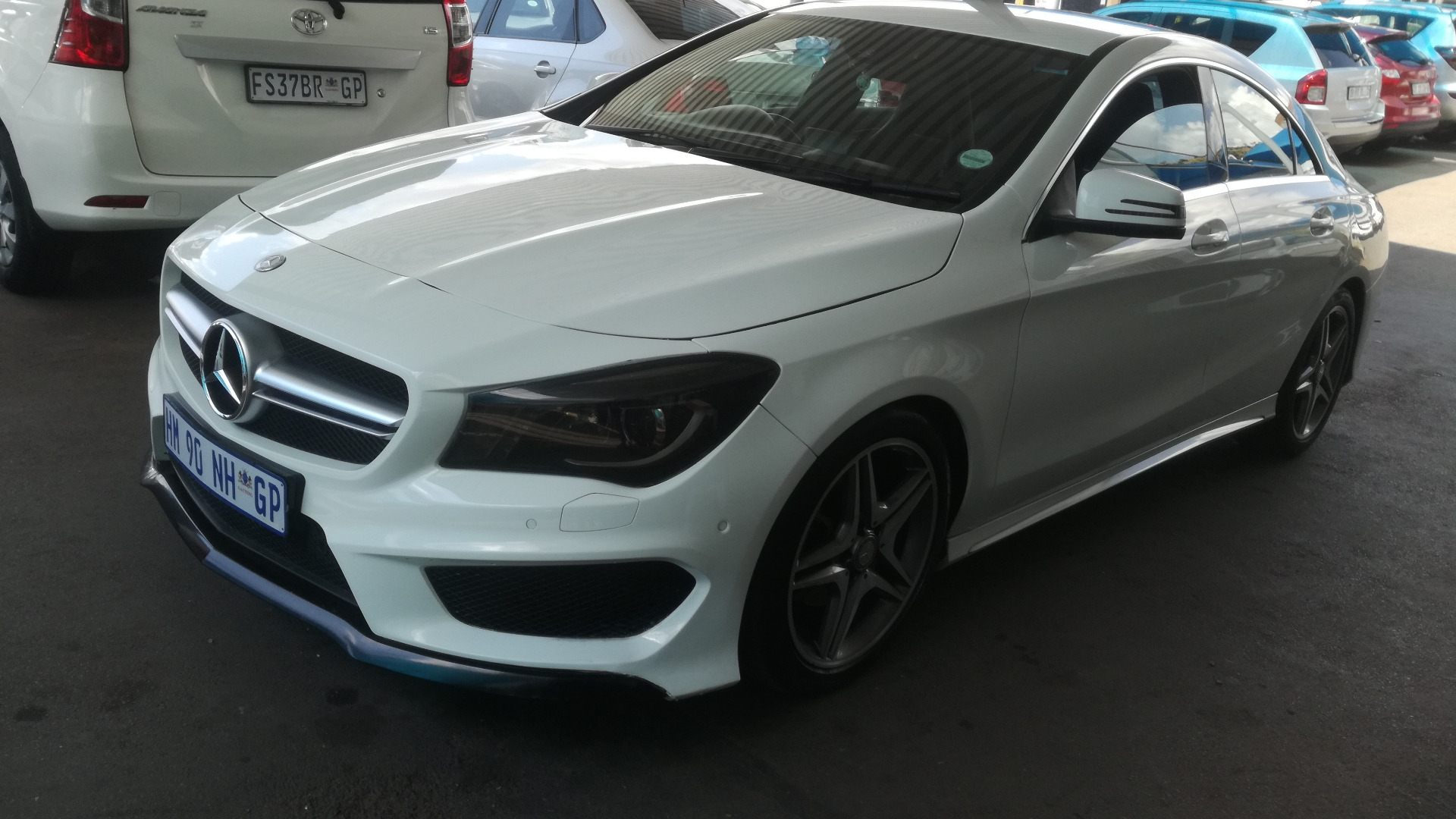 Mercedes Benz CLA 200 AMG Line auto for sale in Gauteng ...
