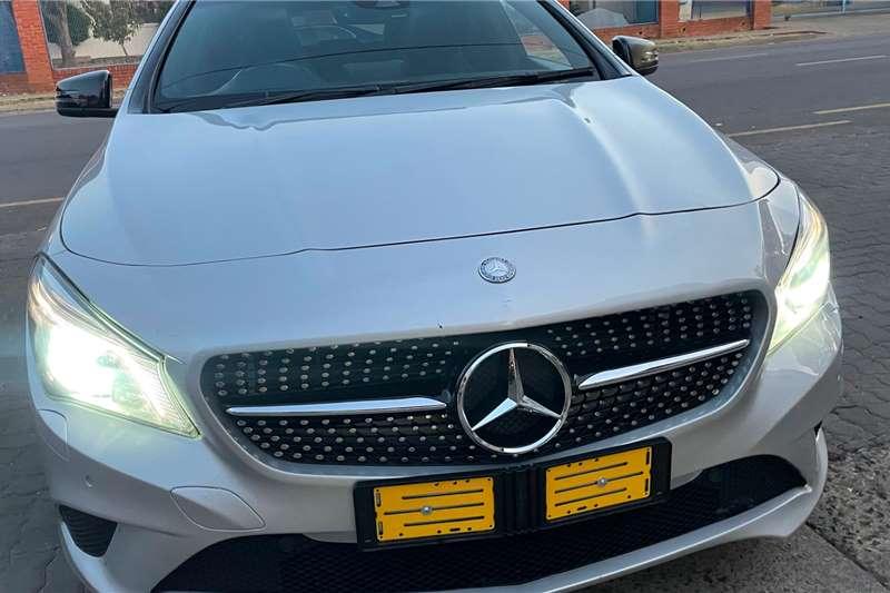 Used 2015 Mercedes Benz CLA 200 AMG Line auto