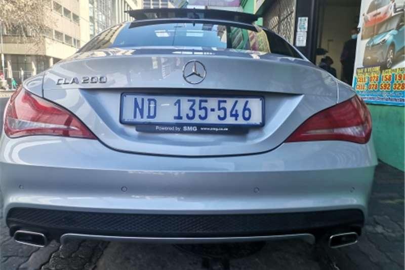 Used 2016 Mercedes Benz CLA 200 AMG Line auto
