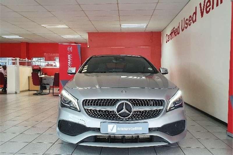 Mercedes Benz CLA 200 AMG Line auto 2017